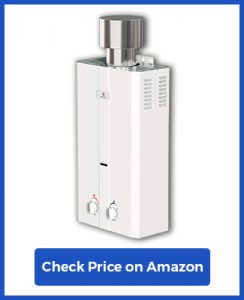 Eccotemp L10 3.0 GPM Portable Outdoor Tankless Water Heater